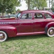 Stock Photo: 1941 Chevrolet Special Deluxe Side View
