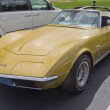 Постер, плакат: 1972 Chevrolet Corvette Stingray