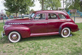 1941 Chevrolet Special Deluxe Side View — Stock Photo