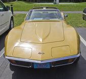 1972 Chevrolet Corvette Stingray front view — Stock Photo