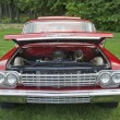 1962 Chevy Biscayne Front — Stock Photo #12395484