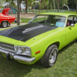1973 Plymouth Satellite — Stock Photo
