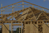 Rafters and Framing — Stock Photo