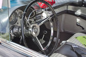 1957 Ford Thunderbird Interior — Stock Photo