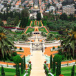 Breathtaking Bahai Gardens in Haifa — Stock Photo