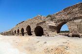 イスラエルでの水道橋 — ストック写真