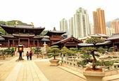 Tempel in china — Stockfoto