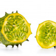 Horned melon — Stock Photo