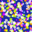 Multitude of flowers - Stock Photo