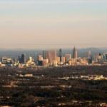 Downtown Atlanta — Stock Photo