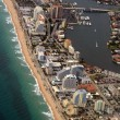Stock Photo: Fort Lauderdale Beach aerial view
