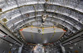 Avión de carga militar — Foto de Stock
