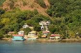 Tropical coastal scenery — Stock Photo