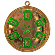 Stock Photo: Decorative ornament