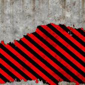 Ściany cementowe — Zdjęcie stockowe