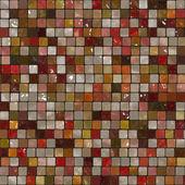 Tile mosaic — Stockfoto