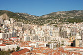 French Riviera area view — Stock Photo