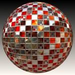 Shiny ball — Stock Photo