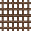Rusty bars — Stock Photo