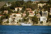 Mediterranean scenery — Stock Photo