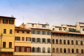 Buildings in Florence, Italy — Foto de Stock
