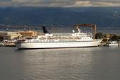 Romantic cruise getaway — Zdjęcie stockowe