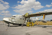 古い飛行艇 — ストック写真