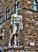 Fountains of Neptune statue — Foto de Stock