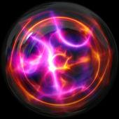 Atom nucleus — 图库照片