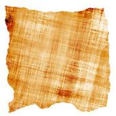 Starověké papyru stránka — Stock fotografie