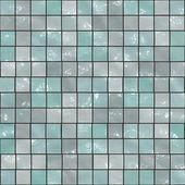 White and gray bricks — Stock Photo