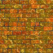 Briques et mortier — Photo