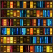 Book case — Stock Photo