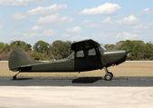 Old airplane — ストック写真