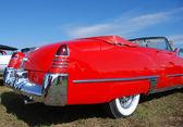 červené auto antique — Stock fotografie