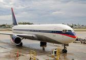 Jet passeggeri — Foto Stock