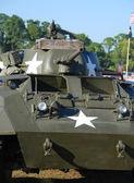 老坦克 — 图库照片