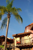 Spanish Colonial Architecture — Stock Photo