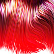 Crazy red wig — Stock Photo #11654104