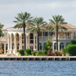 Luxury Waterfront Property — Stock Photo #11654193