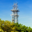 Telecom Antenna — Stock Photo