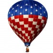 Hot air balloon — Stock Photo #11656779