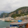 Isle of capri scenery — Stock Photo