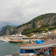 Stock Photo: Isle of capri scenery