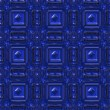 Stock Photo: Blue ceramic tile