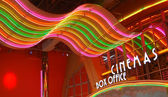 Movie Theater Box Office — Stock Photo