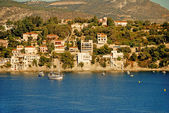 Akdeniz kostal sahne — Stok fotoğraf