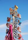 Amusement ride — Stock fotografie