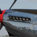 World War II era fighter — Stock Photo #11784109