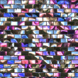 Stock Photo: Colorful glass tiles